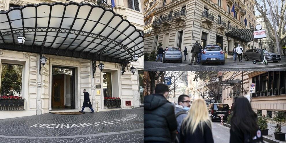 Lady Gaga, ecco l'hotel di Roma dove alloggia