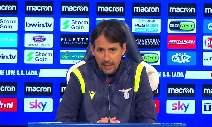 """Simone Inzaghi: """"In campo con la rabbia per la sconfitta di martedì"""""""