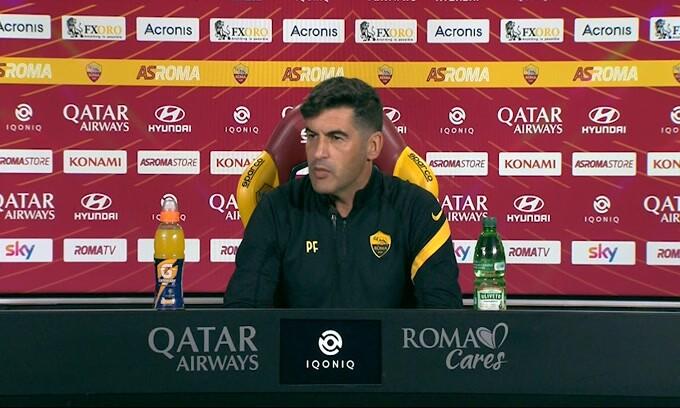"""Fonseca: """"Non credo alla crisi del Milan"""""""
