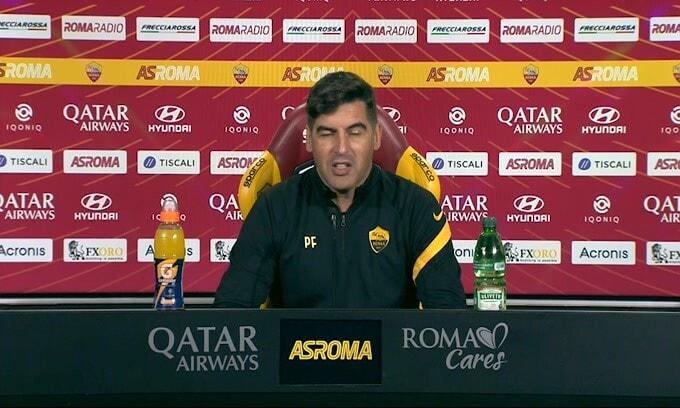 "Fonseca: ""Ibra o Mkhitaryan? Entrambi decisivi"""