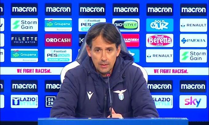 """Simone Inzaghi: """"Voltiamo pagina"""""""