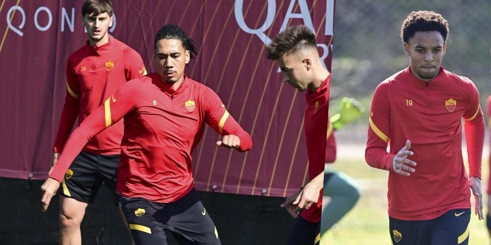 Roma, il Milan è già alle spalle: Fonseca ritrova Smalling e Reynolds