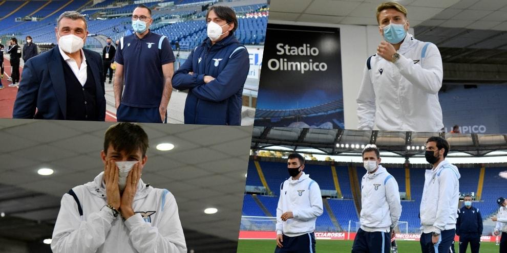 Lazio-Torino: la squadra di Inzaghi all'Olimpico