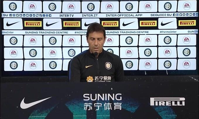 """Conte: """"Occhio al Parma"""""""