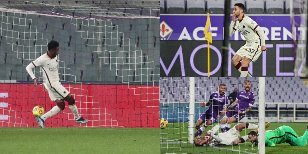 Gol e autogol di Spinazzola, ma Diawara lancia la Roma
