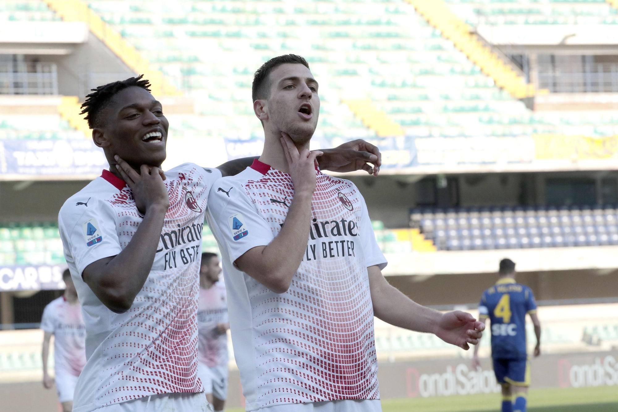 Il Milan torna a volare con due gioielli di Krunic e Dalot