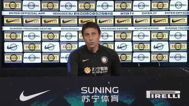 """Inter, Conte: """"Atalanta? Vincerà chi attacca meglio"""""""