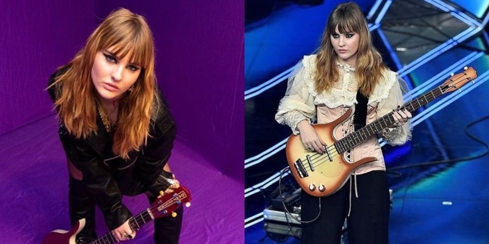 Maneskin, la bassista Victoria De Angelis. Le foto Instagram