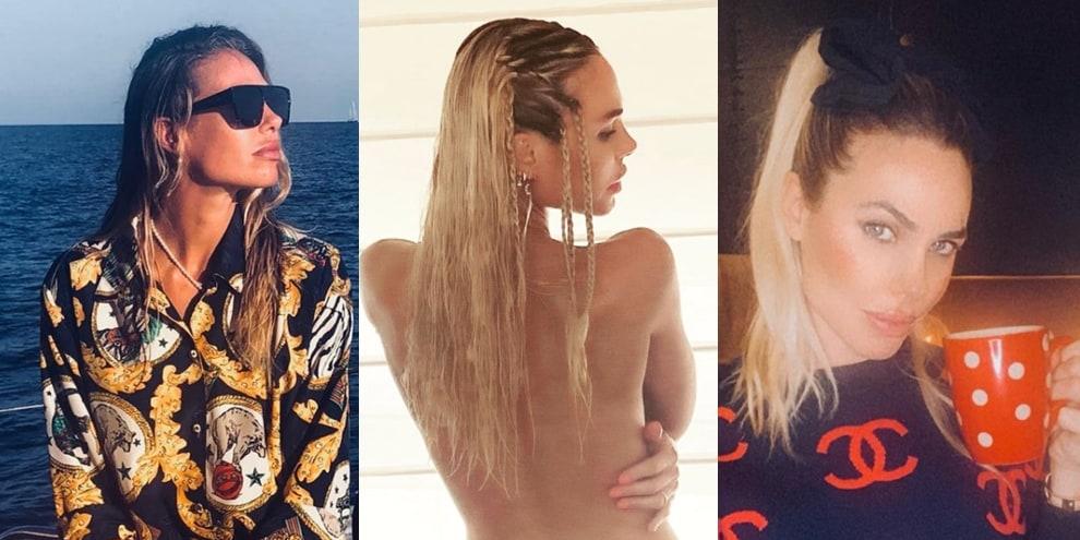 Ilary Blasi, show su Instagram per la bellissima conduttrice tv