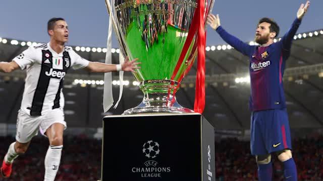 Mbappé e Haaland, attacco al trono di CR7 e Messi