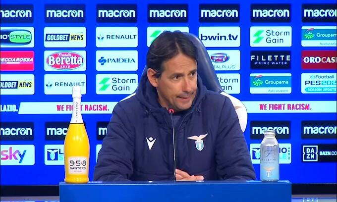 """Simone Inzaghi: """"Immobile si è meritato la vittoria della Scarpa d'Oro"""""""