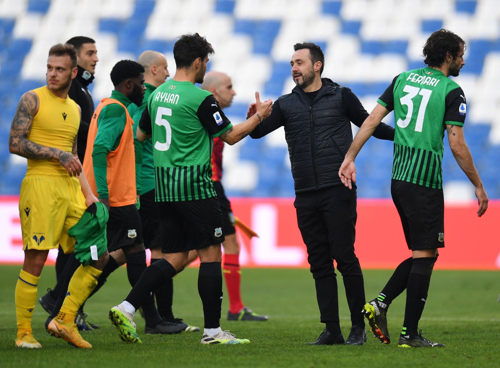 Gol, emozioni e spettacolo: il Sassuolo batte il Verona 3-2