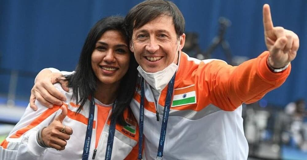 103217042 aa410ef5 567d 4cf3 8e59 37b4b99ec5f3 - Bhavani Devi, da Livorno a Tokyo 2021: l'India della scherma per la prima volta ai Giochi