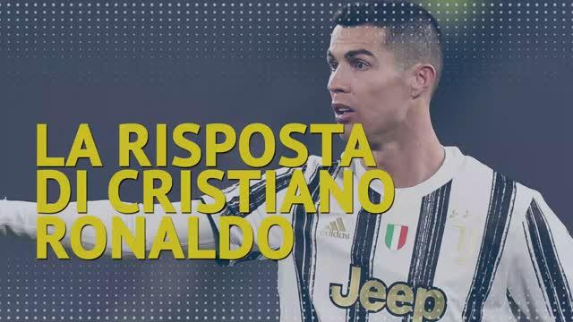 Ma quale crisi, ecco la risposta di Ronaldo
