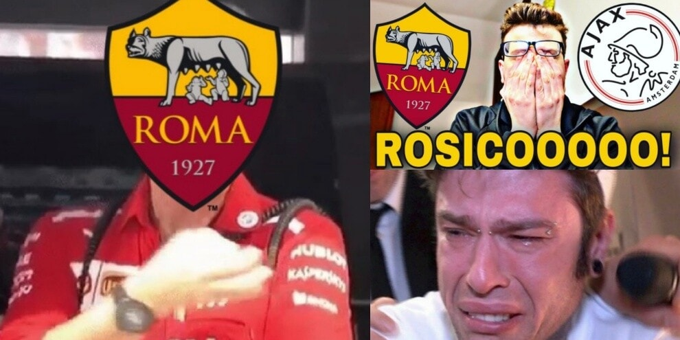 Ajax-Roma, meme e ironie sul sorteggio di Europa League