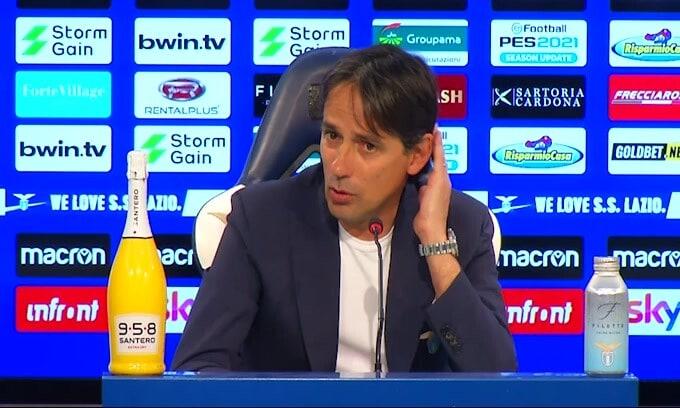 """Inzaghi: """"Caicedo non giocherà contro l'Udinese"""""""