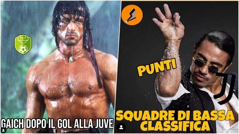 La Juve perde con il Benevento: i social si scatenano