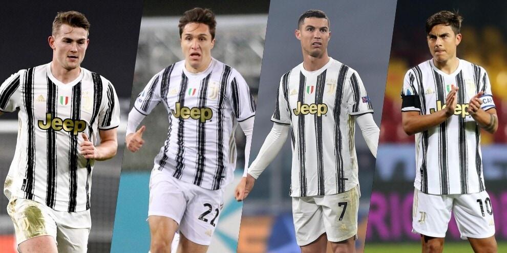 Juve, da Chiesa a Ronaldo e Dybala: chi resta e chi parte
