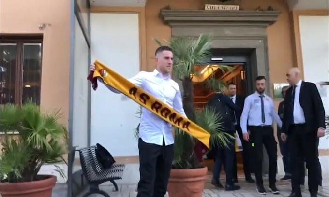 Roma, Veretout pronto a prolungare il contratto