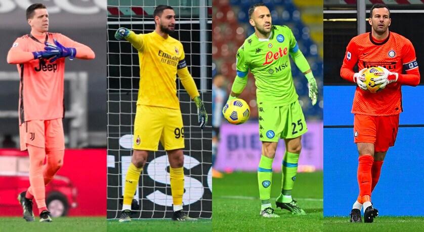 Serie A, la classifica dei clean sheet
