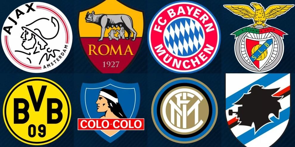 Inter, cambia il logo: ecco i più iconici di sempre