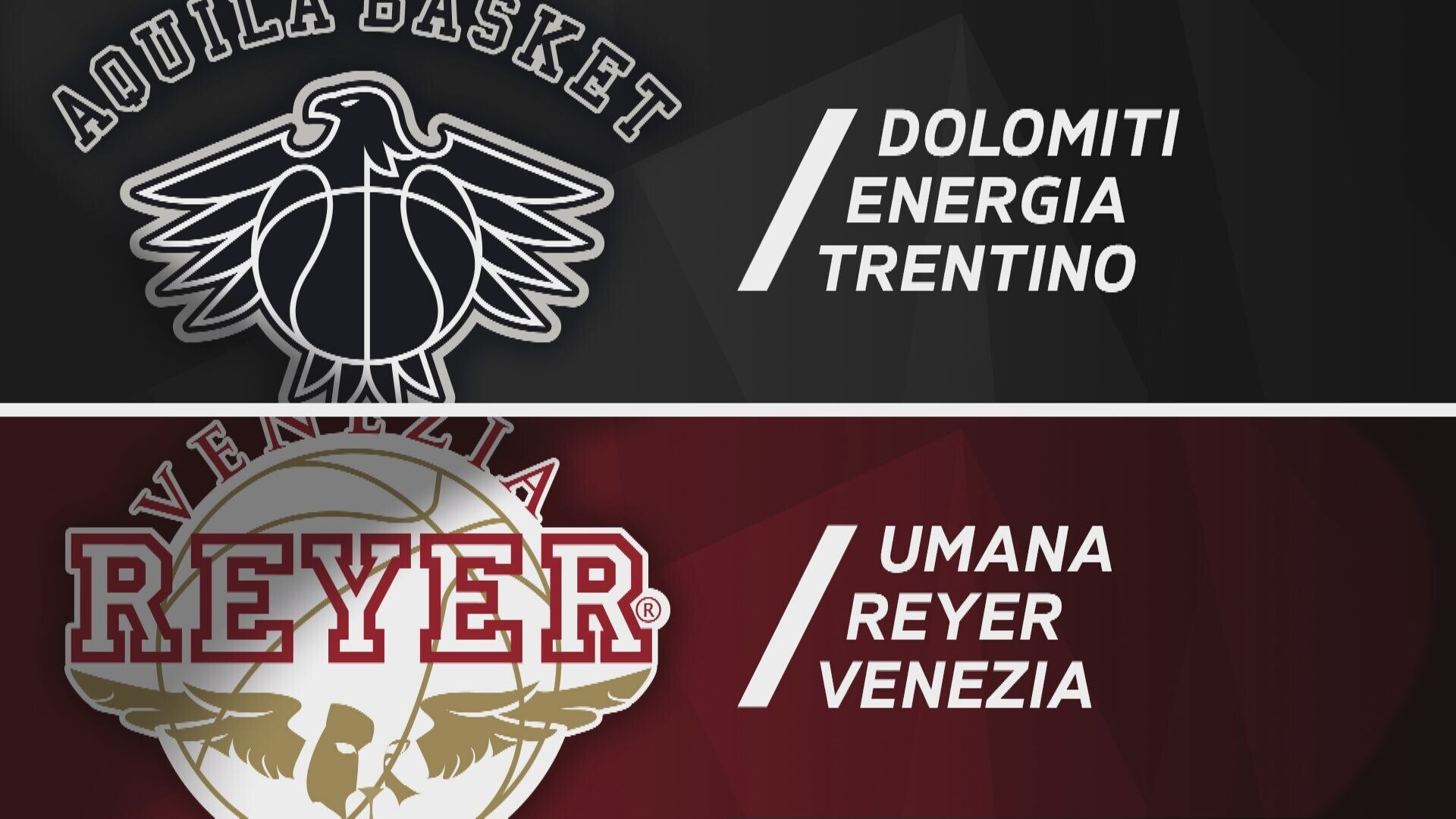 Dolomiti Energia Trentino - Umana Reyer Venezia 90-84