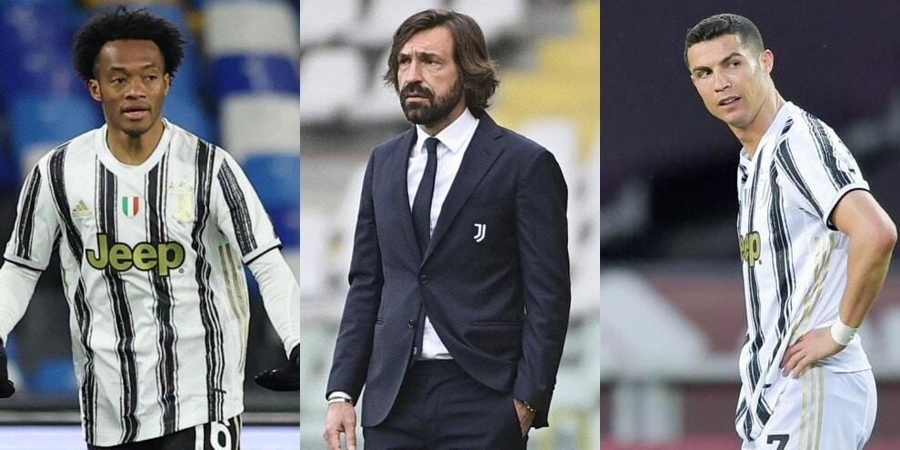 Juve-Napoli: la probabile formazione di Pirlo