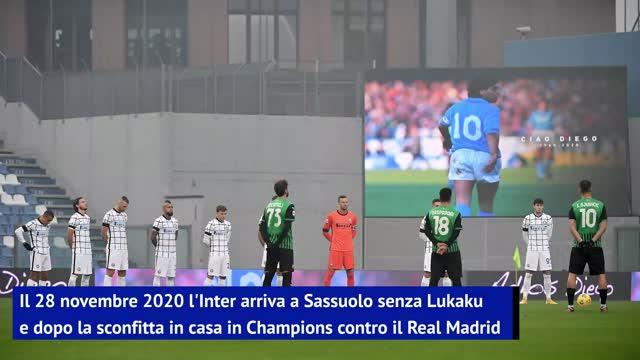 Inter, da Sassuolo... a Sassuolo