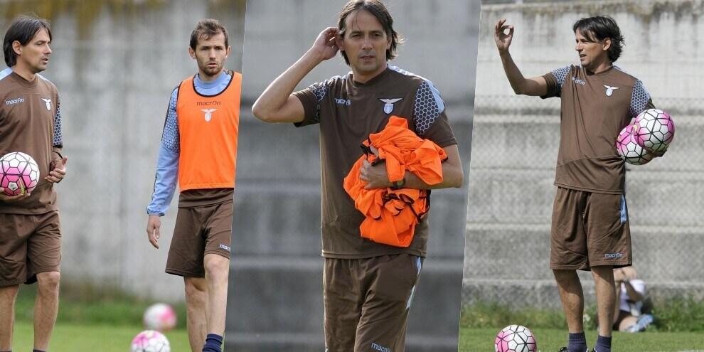 Inzaghi, ricordi? Cinque anni fa i primi allenamenti con la Lazio
