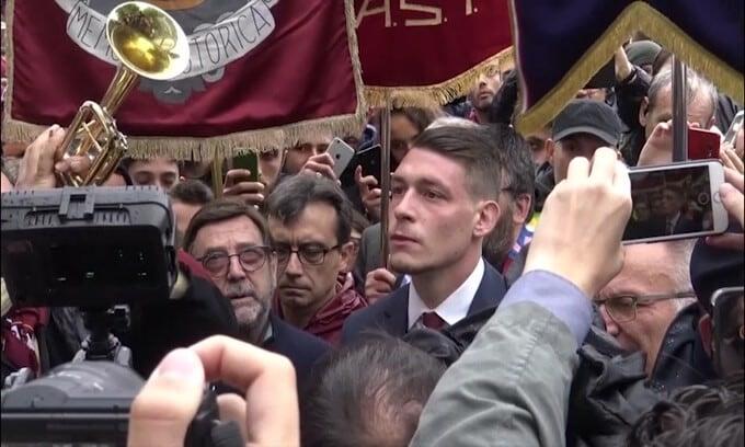Roma-Milan: duello per Belotti