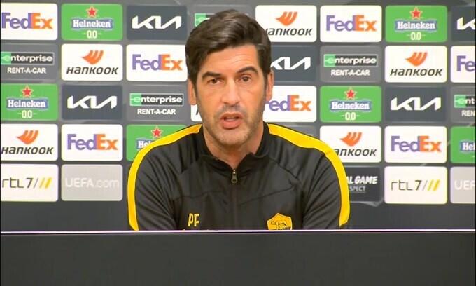 """Fonseca: """"Vedo bene Dzeko"""""""
