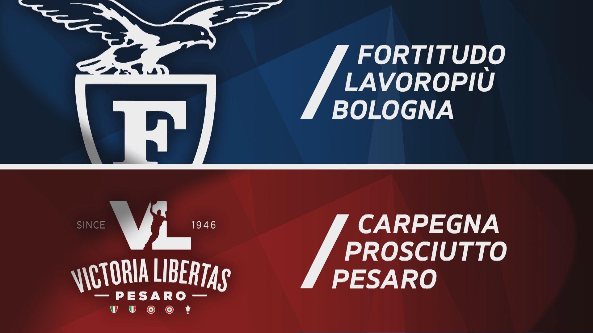 Fortitudo-Pesaro, il giudice sportivo omologa il risultato e invia gli atti alla Procura Federale
