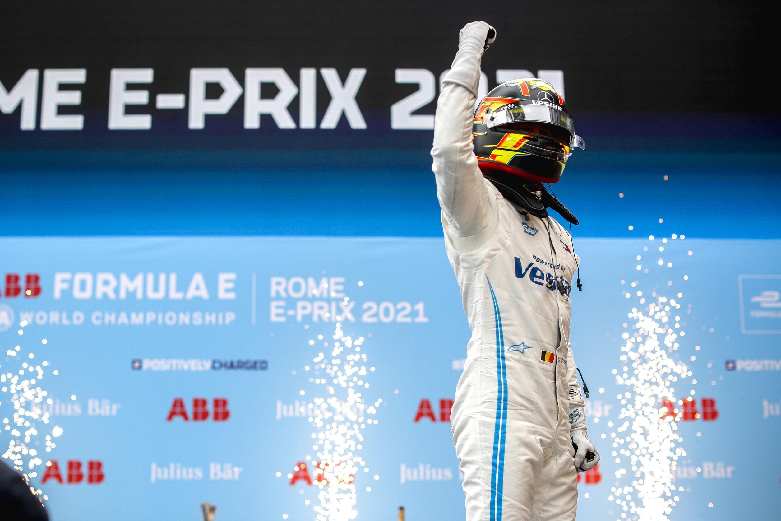 ePrix di Roma, Vandoorne e Mercedes dominano gara 2