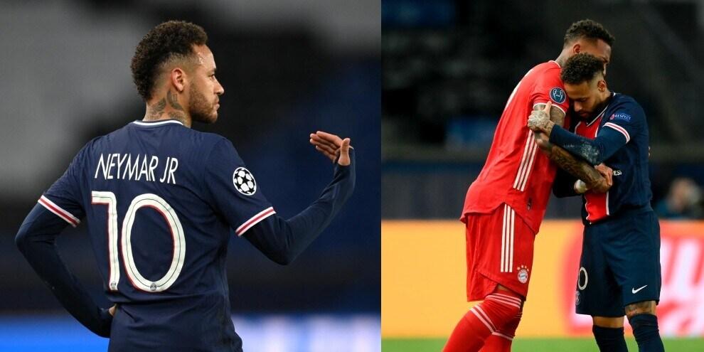 Neymar-show! Psg ko, ma in semifinale: Bayern out