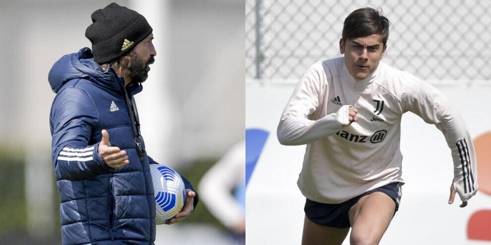 Pirlo sprona Dybala: è la carta Juve per la volata Champions