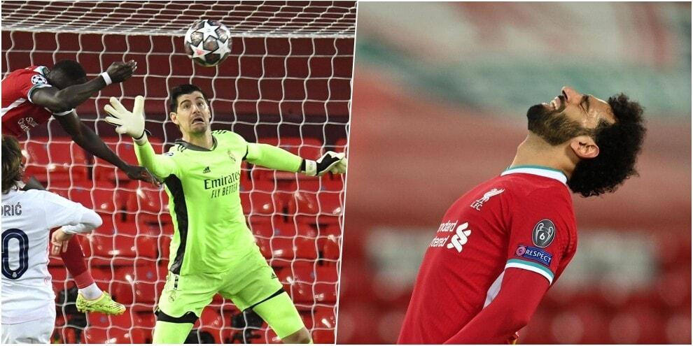 Super cortese, Salah è disperato: il Real elimina il Liverpool