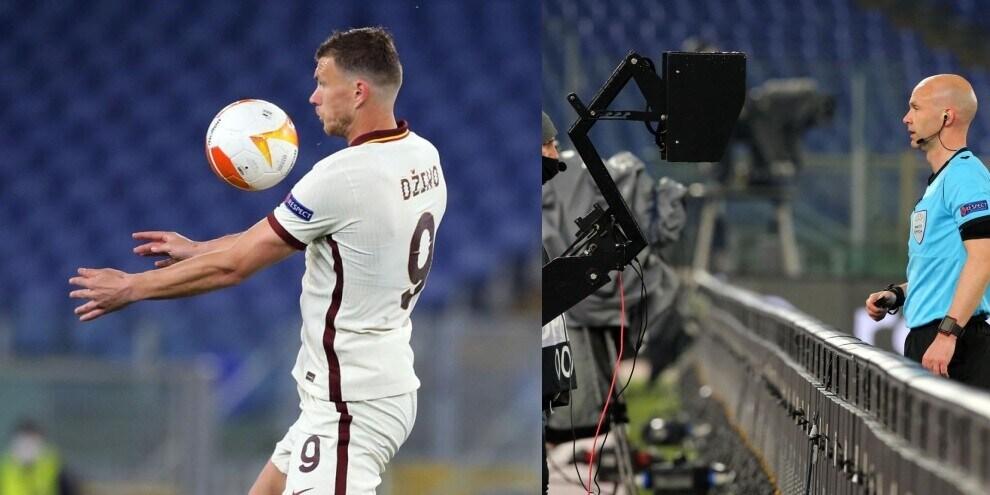 Dzeko decisivo, Roma in semifinale di Europa League