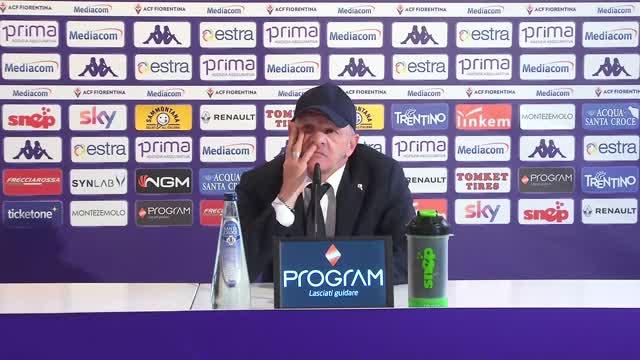 """Iachini: """"Vlahovic? La Fiorentina ha le armi per farlo restare"""""""