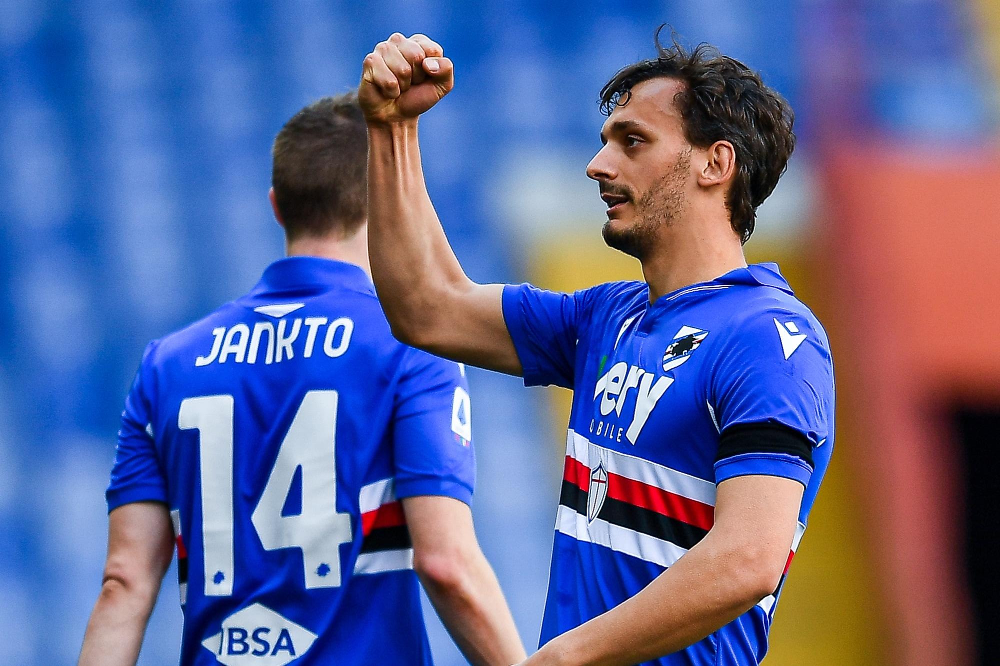 Jankto, Gabbiadini e Thorsby: la Sampdoria rimonta il Verona