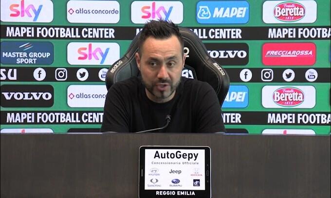 """De Zerbi durissimo: """"Superlega, colpo di stato inaccettabile"""""""
