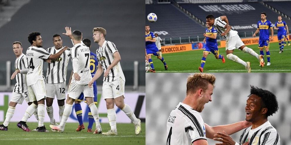 Alex Sandro si carica la Juve sulle spalle. A segno anche De Ligt