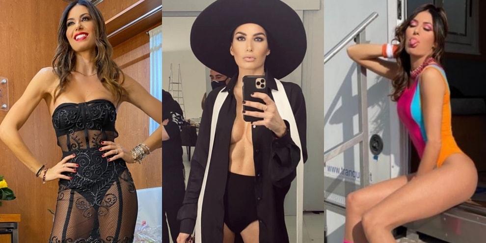 "Elisabetta Gregoraci, backstage sexy: è boom di ""like"""