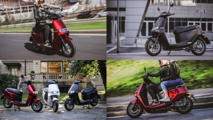 Ecooter E2: scooter elettrico da città