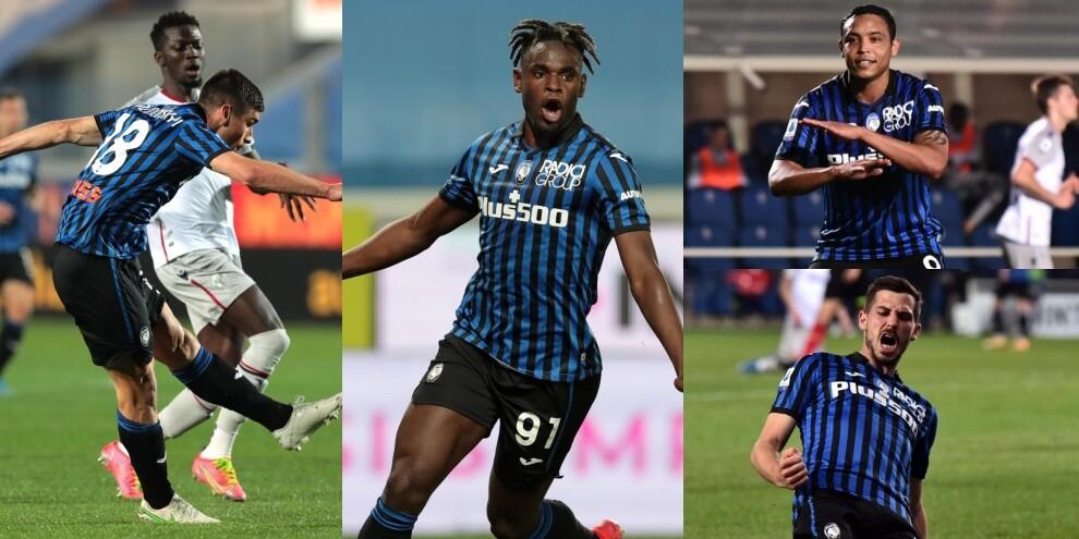 Fantastica Atalanta: cinque gol al Bologna di Mihajlovic!