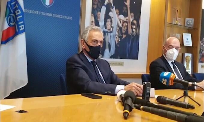 """Gravina sulla Superlega: """"Chi è dentro rischia anche per l'Uefa"""""""