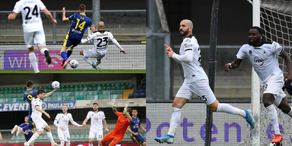 Spezia, Saponara riprende il Verona. Punto vitale per Italiano