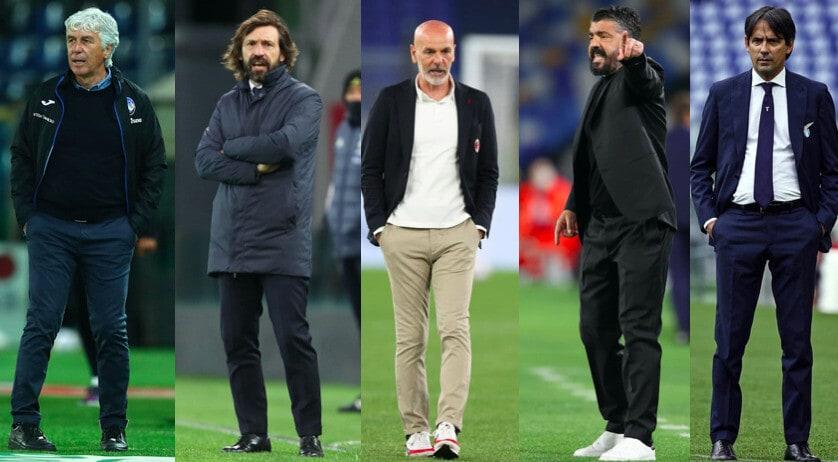 Corsa Champions in Serie A: il calendario