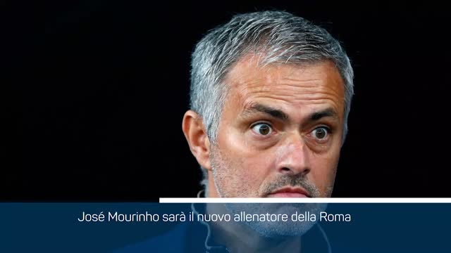 Clamoroso, Mourinho tecnico della Roma per i prossimi 3 anni