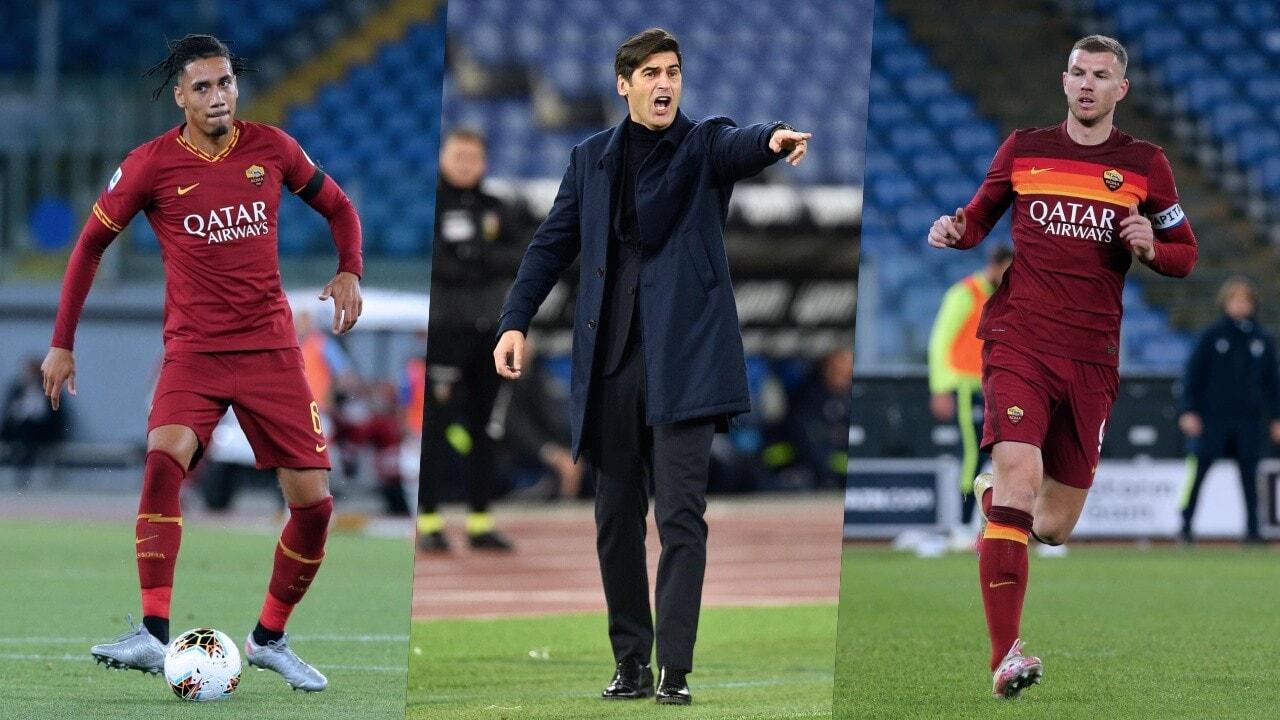 Roma-Manchester United: la probabile formazione di Fonseca