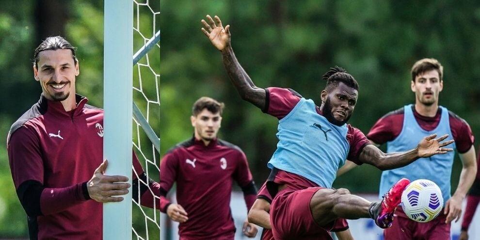 Il Milan si aggrappa a Ibra: spareggio Champions con la Juve